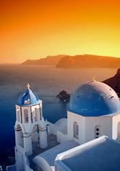 "<h2>Sample Three Destinations in Greece</h2>  The <a href=""http://www.virgin-vacations.com/site_vv/pub_detail.asp-iDept-333-id-11164-iFrom-5/1/2009-k-1033"" target=""_blank"">Greek Island Hopper</a> package offered by Virgin Vacations is a nice way to sample several of Greece's most popular destinations. You'll fly from New York City (JFK) or Newark to Athens, and spend one night in the capital city. From there, you'll hop a high-speed ferry to Mykonos for three nights before ferrying over to Santorini for another three nights. The trip concludes with a ferry back to Athens for a final night before your return flight to the U.S. Continental breakfast at each hotel is included.  The Island Hopper starts at $1,249 for departures from May 1 through 24. Other departure cities are available at higher prices: Washington, D.C., departures cost an extra $50, flights from New Orleans are an additional $350, and San Diego departures tack on an extra $450. You can also choose to fly to and from the islands for just over $100. Book by March 31.     (Photo: iStockPhoto/Paul Cowan)"