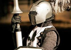 Knight in Shining Armor (Photo: iStockPhoto; Matt Kunz)