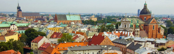 Poland: Krakow (Photo: iStockphoto/Ivan Skvortsov)