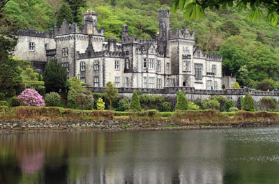Ireland: Kylemore Abbey
