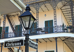 New Orleans Street Sign ((Photo: Thinkstock/iStockphoto)