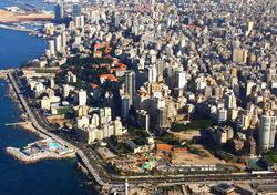 Lebanon: Beirut Cityscape (Photo: Shutterstock/diak)