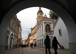 Vilnius, Lithuania (Photo: iStockphoto/Ricardo De Mattos)