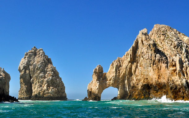 Mexico: Los Cabos Arch (Photo: Patricia Magaña)