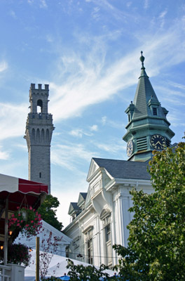 Provincetown, Massachusetts - Pilgrim Monument