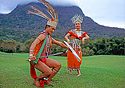 Malaysia-Sarawak Dancers (Photo: Tourism Malaysia)