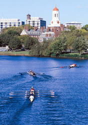 Head of the Charles Regatta (Photo: Greater Boston Convention & Visitors Bureau)