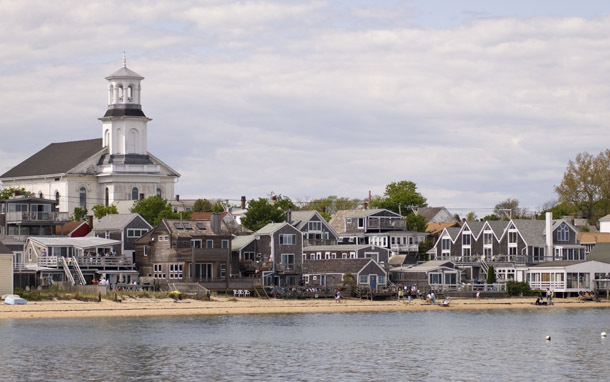 Massachusetts: Provincetown, Seaside Homes (Photo: Thinkstock/iStockphoto)