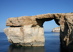 The Azure Window, Gozo, Malta (Photo: Josh Roberts)