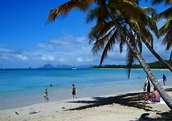 Les Salines Beach, Martinique (Photo: Martinique Promotion Bureau)