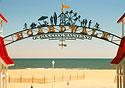 Ocean City, Maryland, boardwalk (Photo: Town of Ocean City Tourism Office)