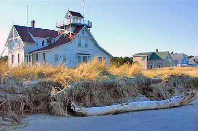 Popham Beach Bed & Breakfast, Phippsburg, Maine