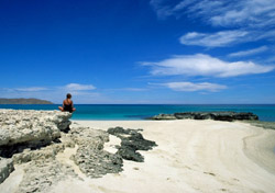 Baja, Mexico- Woman on the Beach (Photo: iStockPhoto/ Tammy Peluso)