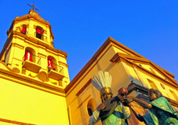 Queretaro, Mexico's Convento de la Cruz (Photo: Bryan Busovicki/iStockPhoto.com)