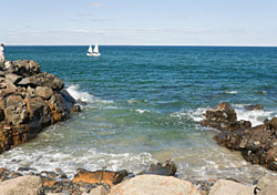 Rocky coast of Ogunquit, Maine (Photo: iStockphoto.com/Steven Foley)
