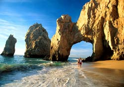 Cabo San Lucas Beach, Baja, Mexico (Photo: Mexico Tourism Board)