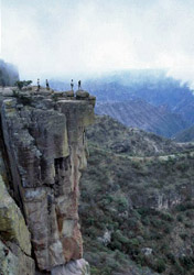 Copper Canyon  Four times the size of the Grand Canyon, Mexico's Copper Canyon is an adventure traveler's paradise—though visited by far fewer people than its northern neighbor. Made up of six separate canyons rather than one and possessing unique geological, ecological, and cultural assets, Copper Canyon is certainly worth the trip south.   Most visitors experience the canyons by riding the Chihuahua al Pacifico railway between the cities of Los Mochis and Chihuahua, a 387-mile journey through some of Mexico's most dramatic wilderness. Several companies run pricey luxury rail tours along the line, but you can also ride el Chepe, the local train that traverses the route daily. One-way fares start at as little as $61. You can do the whole journey over one long 18-and-a-half-hour ride, but it's much better to get off in some of the towns along the way and take a few days to explore.   Try spending a night or two in the town of Creel, a ranching town set in pine-covered mountains where you'll find lots of hiking and have the chance to see how the local Tarahumara Indians live. You can spend the night in the Copper Canyon Sierra Lodge, a comfy mountain retreat with easy access to hiking and mountain biking trails. Nightly per person rates, which include lodging, three meals, and a dinner drink, start at $92.  Since most Copper Canyon tours involve stays in multiple towns and activities that can require advance reservations, it's helpful to book with a tour company that can make all the arrangements for you. The adventure company Nichols Expeditions can put together affordable custom trips for individuals and groups based on your interests and timeline. As an example, a weeklong trip including the rail journey, hotels, and some meals starts at $455 per person.  (Photo: Mexico Tourism/Edgardo Melgoza)