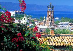 View of Puerto Vallarta, Mexico (Photo: Index Open)