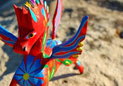 Typical handicraft, Oaxaca, Mexico