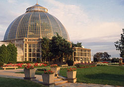 Whitcomb Conservatory, Belle Isle, Detroit (Photo: Index Open)