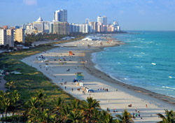 Miami beach (Photo: iStockphoto/bosenok)