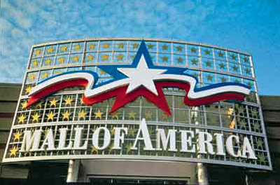 Mall of America north entrance