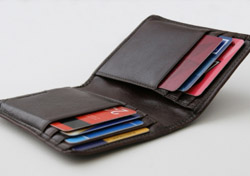 Wallet with cards ( iStockPhoto.com/Blade Kostas)