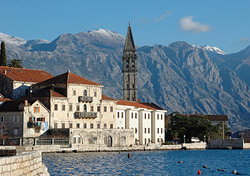 Perast, Montenegro (Photo: &amp;copy;iStockphoto.com/Zoran Djekic)