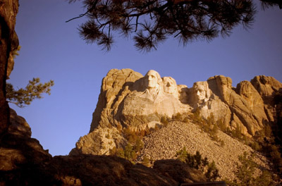 South Dakota-Mount Rushmore