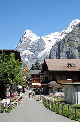 Switzerland: Murren