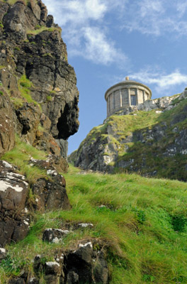 Ireland: Mussenden Temple