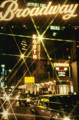 NYC, Broadway
