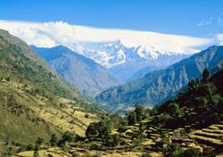 Nepal Mountain Range (Photo: Thinkstock/jupiterimages)
