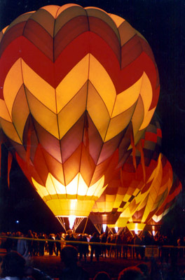 The Great Reno Balloon Race, Nevada