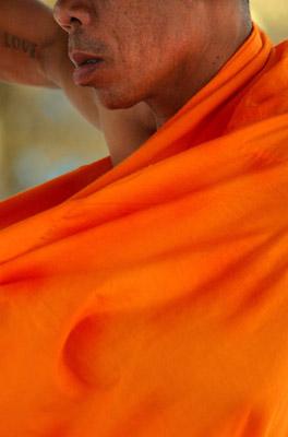 "Monk ""Love"""