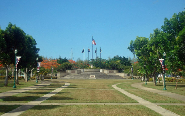 Northern Mariana Islands: American Memorial Park (Photo: Flickr/rapidtravelchai)