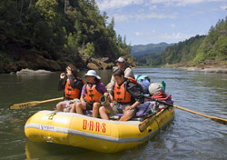 Rafting the Rogue River with O.A.R.S. (Photo: O.A.R.S./TL Barbutes)