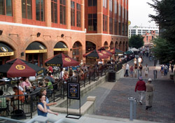 Columbus' Arena District (Photo: Nationwide Realty Investors and Experience Columbus)