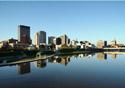 Ohio: Dayton Skyline (Photo: iStockphoto/Stan Rohrer)