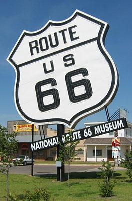 Route 66 Museum, Elk City, Oklahoma
