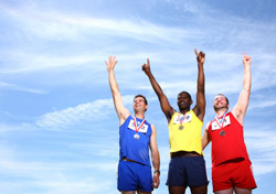 Sports: Olympic Athletes (Photo: Thinkstock/iStockphotos)