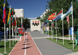 Olympic Complex, Colorado Springs, CO (Photo: U.S. Olympic Committee)