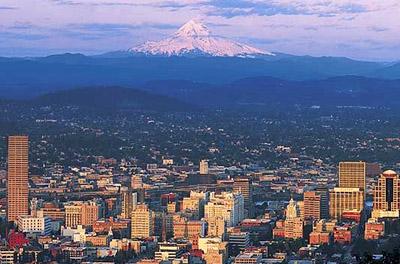 Portland, Oregon, cityscape