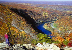 Pennsylvannia - Delaware Water Gap (Photo: Pocono Mountains Visitors Bureau)