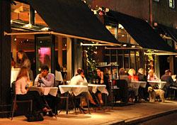 Twenty Manning Restaurant in Philadelphia (Photo: Photo by K. Ciappa for Greater Philadelphia Tourism Marketing Corporation)