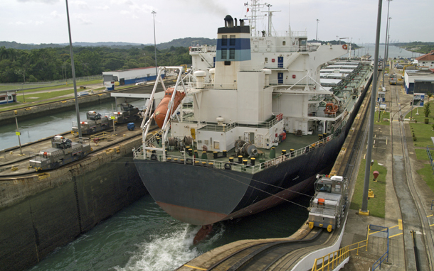 Panama Canal (Photo: Thinkstock/iStockphoto)