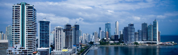 Panama City Skyline (Photo: iStockphoto/zxvisual)