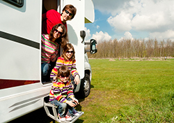 Family on RV Trip (Photo: Shutterstock.com)