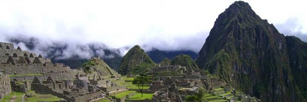 Machu Picchu (Photo: ©iStockphoto.com/Tomasz Resiak)