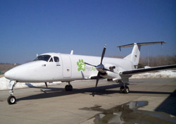 Pet Airways-Beechcraft 1900 (Photo: Pet Airways)